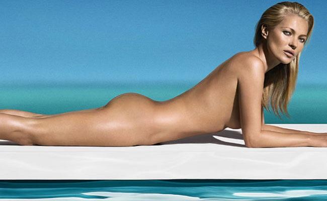 Kate Moss nue poids photoshop