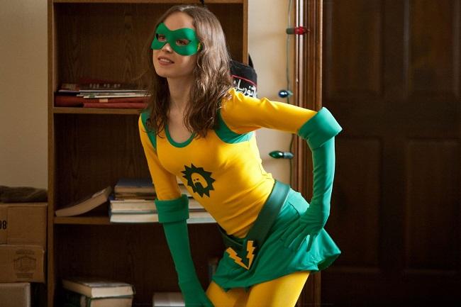 Ellen Page super sexy