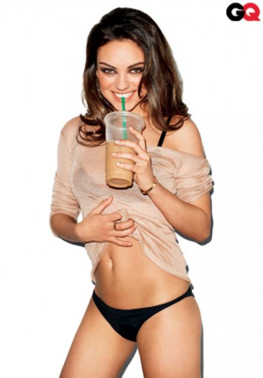 Mila Kunis sexy GQ 2011