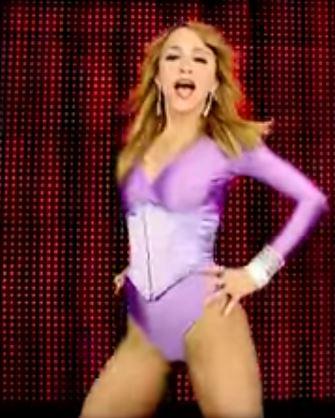 Madonna - Sorry © Capture Youtube