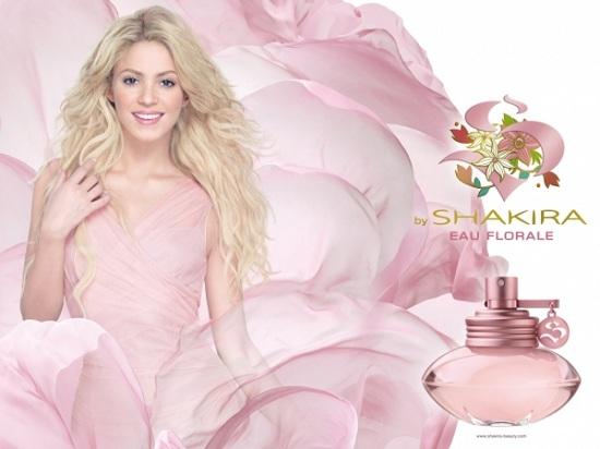 © parfum Shakira